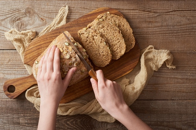 cutting bread superstitions
