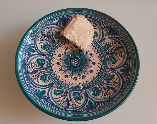 last piece of bread